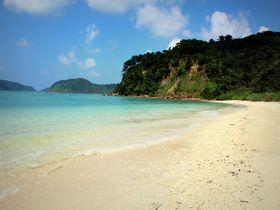 「イダの浜」は秘境・西表島の最果ての極上プライベートビーチ!