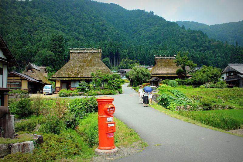 ザ・癒し!これがニッポンの原風景!京都『美山かやぶきの里』