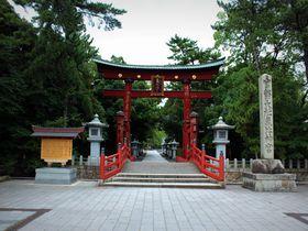福井「気比神宮」は日本三大鳥居が出迎える北陸道総鎮守