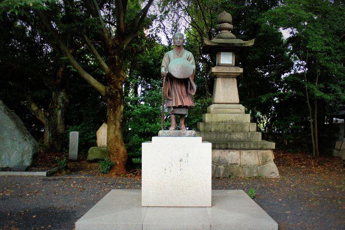 俳人・松尾芭蕉も訪れた気比神宮