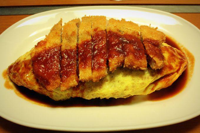 福井で食べたいご当地グルメ「ボルガライス・越前そば」