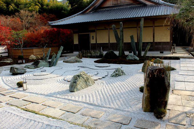 紅葉以外にも圓光寺には見どころアリ