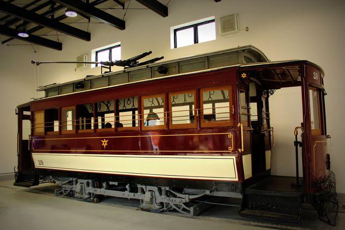日本最初の電車「京都市電」