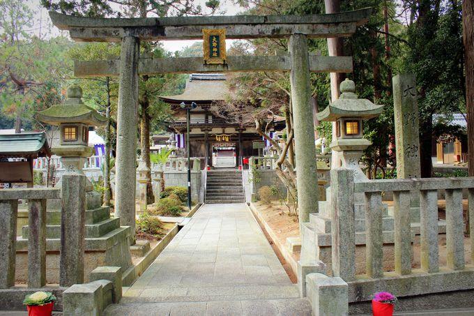 由緒正しき「大野神社」が今・・・!