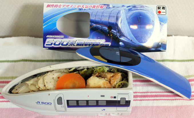 500系新幹線弁当
