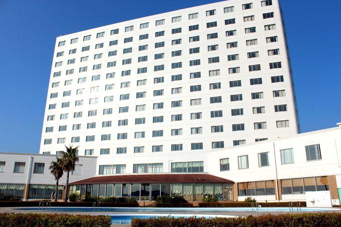 本州最南端・白亜のシーサイドリゾートホテル