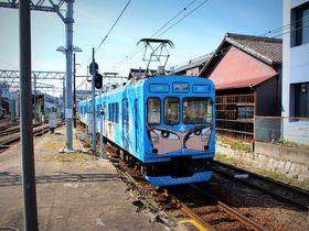 その瞳にドッキンコ!三重・伊賀鉄道の『忍者列車』は目ヂカラがハンパねぇ!