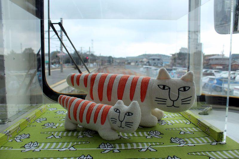 北欧好き必見!信楽高原鉄道を『マイキー・トレイン』が走る!