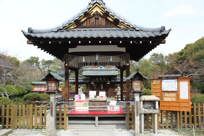 祇園祭発祥の地でもある『神泉苑』