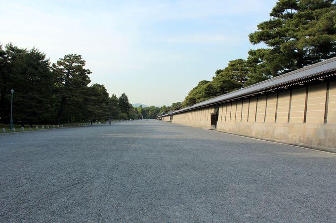 京都市民憩いの場「京都御苑」