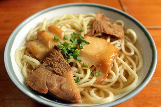 カツオが薫る優しいスープ
