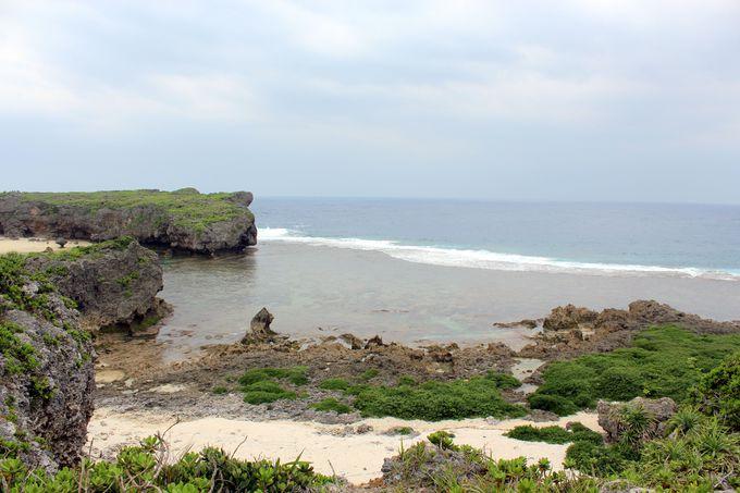 「帯岩」から紐解く、津波被害の歴史