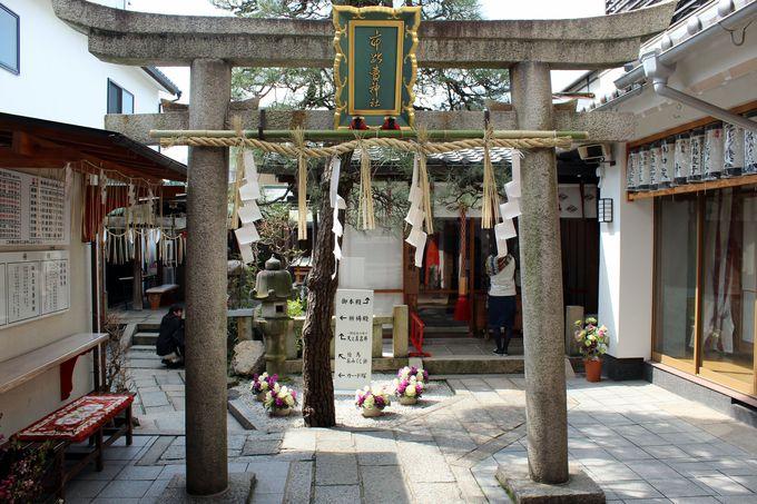 女人守護の神社は「女人厄除け祈祷」が有名