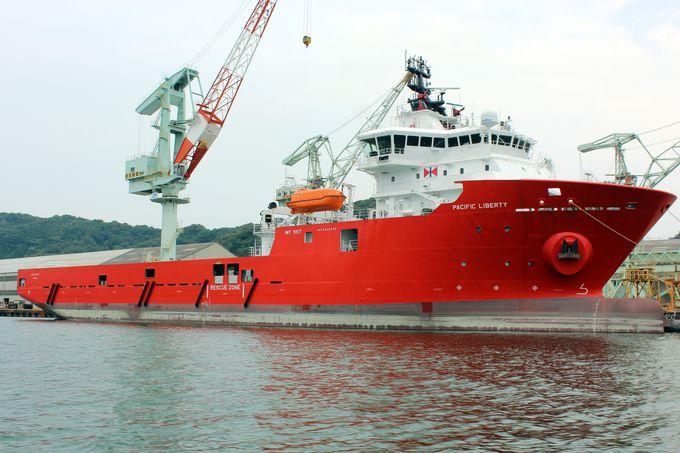 海軍ゆかりの造船所などの歴史を巡る!