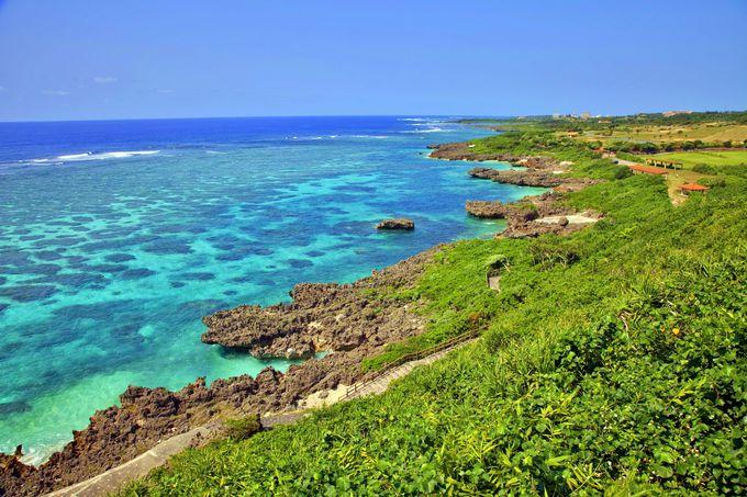 東シナ海の絶景を堪能しよう!