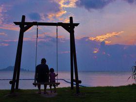石垣島随一の底地ビーチが目の前!「石垣シーサイドホテル」で夕陽も堪能しよう