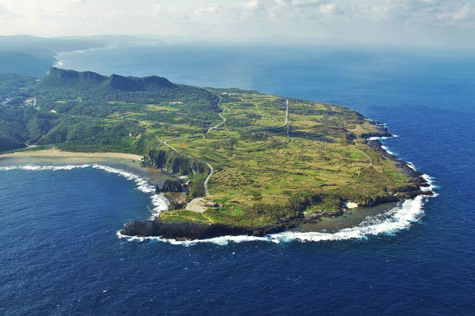 本島最北端の絶景スポット「辺戸岬」