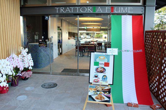 嵐山に新登場したカジュアルなイタリアンレストラン