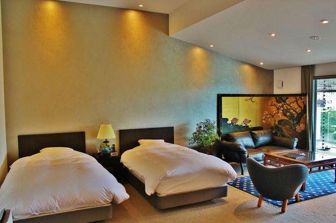 情緒あふれる客室に宿泊できる「葵 HOTEL KYOTO」
