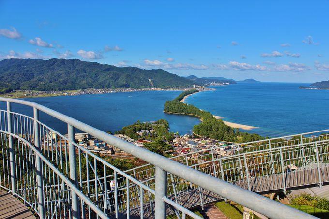 龍の背中から見る「飛龍観」は日本でも珍しい展望台?