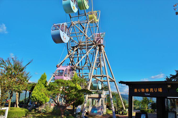 実は山上遊園地でもある「天橋立ビューランド」