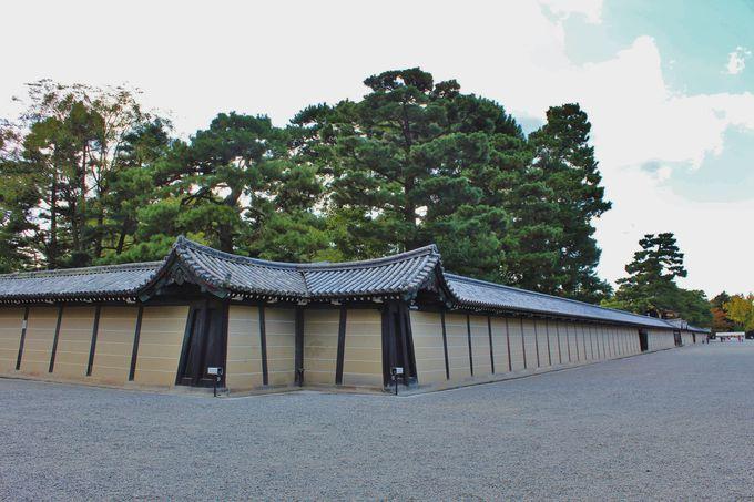 京都御所の北東にある「猿が辻」