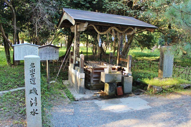 日本三景を渡って不思議な「磯清水」の湧く天橋立神社(橋立明神)へ行こう!