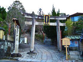 """京都・粟田神社は""""審神者""""が集う刀剣乱舞の聖地の一つ!"""