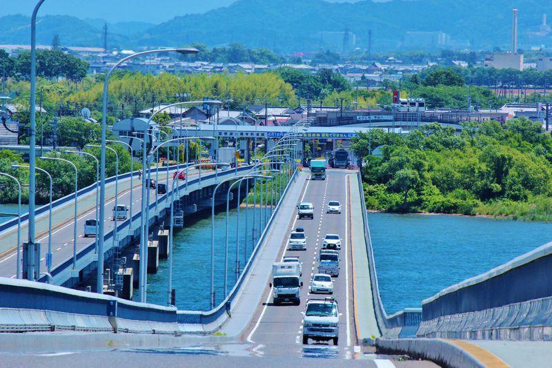 フォトジェニックな絶景ブリッジ!「琵琶湖大橋」で日本一の琵琶湖を渡ろう