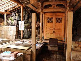 京都「柳谷観音 楊谷寺」は奇跡の「独鈷水」が湧く、空海ゆかりの眼の観音様