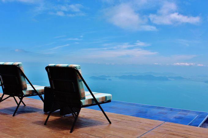 8.滋賀「びわ湖テラス」で琵琶湖を一望