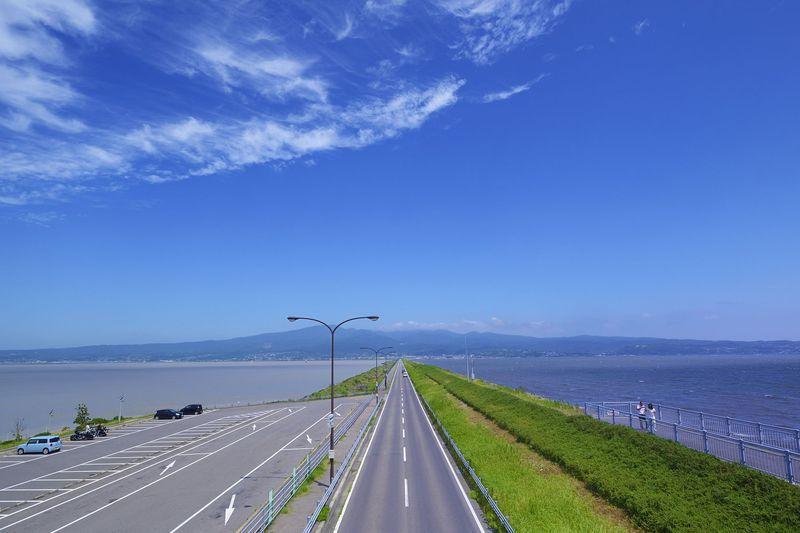 諫早湾縦断!「雲仙多良シーライン」は快適ドライブルート