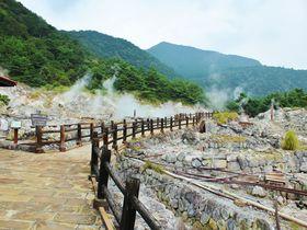 雲仙温泉のおすすめ観光スポット7選!雲仙地獄に温泉神社も