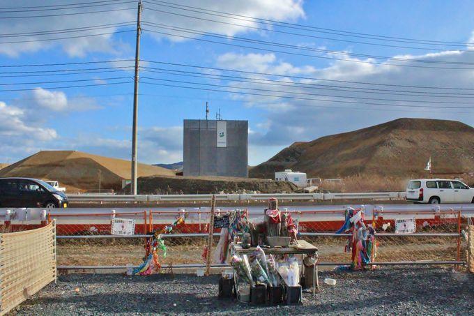 東日本大震災で甚大な被害を受けた南三陸町