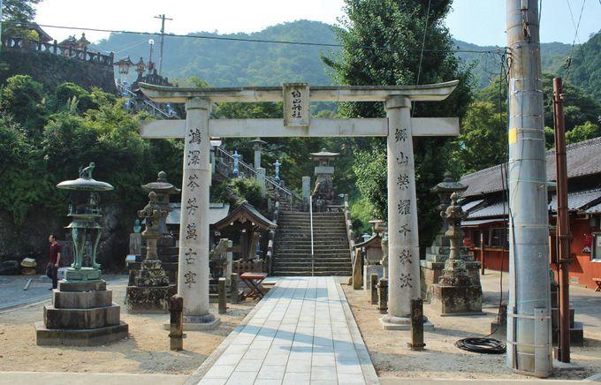 有田焼の神様を祀る「陶山神社」