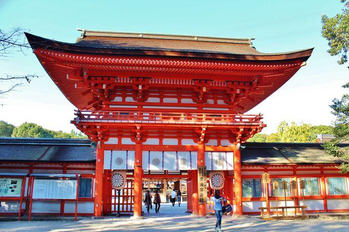 世界遺産・下鴨神社の参道にあらわれた「さるや」