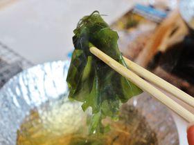 陸前高田の新名物「ホタワカ御膳」に「ばばば」と驚くその美味さ!