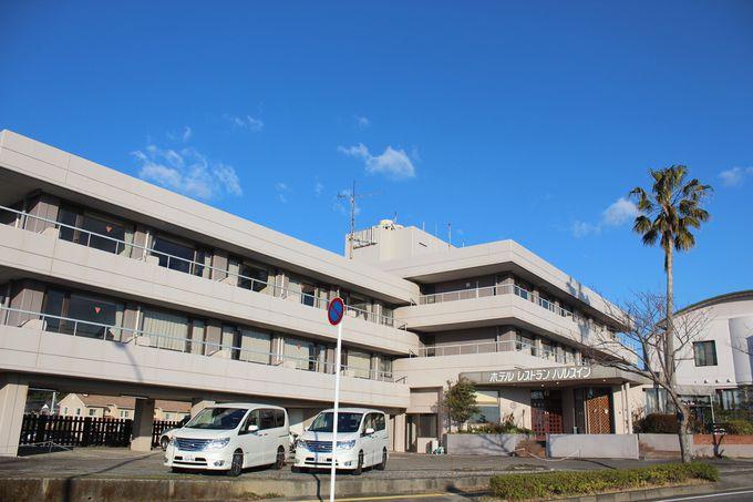 那智勝浦のビジネスホテル「パルスイン勝浦」