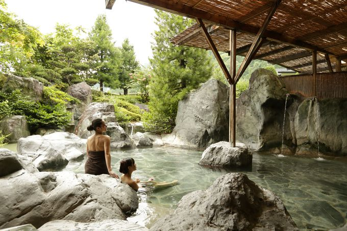 「ユルイの宿 恵山」はお湯自慢!美肌美人の湯に癒されよう