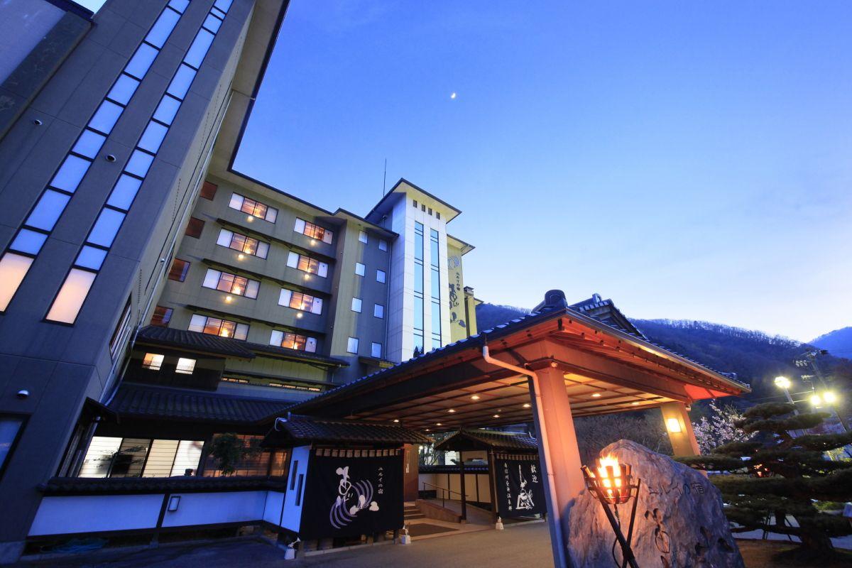 昼神温泉「ユルイの宿 恵山」から日本一の星空を見に行こう!