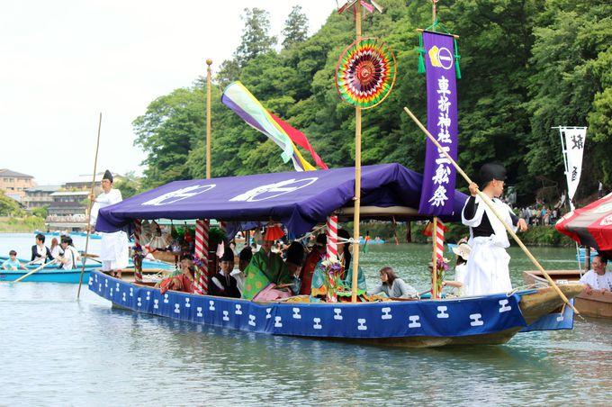 「三船祭」は芸能人のパワースポット「車折神社」の例祭