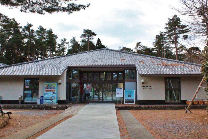 東日本大震災の被災地である気仙沼市「唐桑半島ビジターセンター」