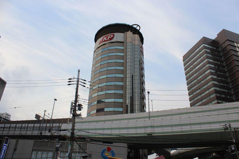 大阪・梅田にある珍な光景とは?