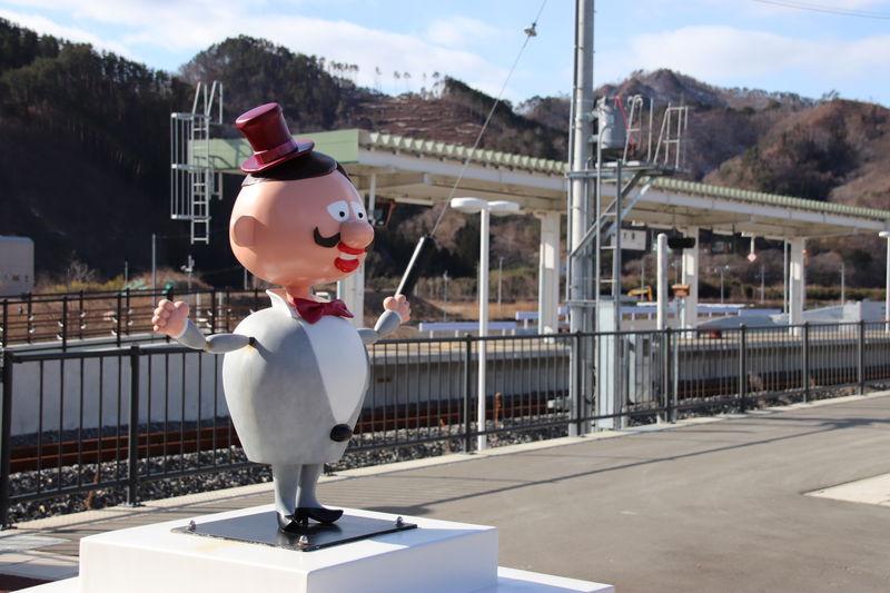岩手・三陸鉄道「大槌駅」はひょっこりひょうたん島の駅!
