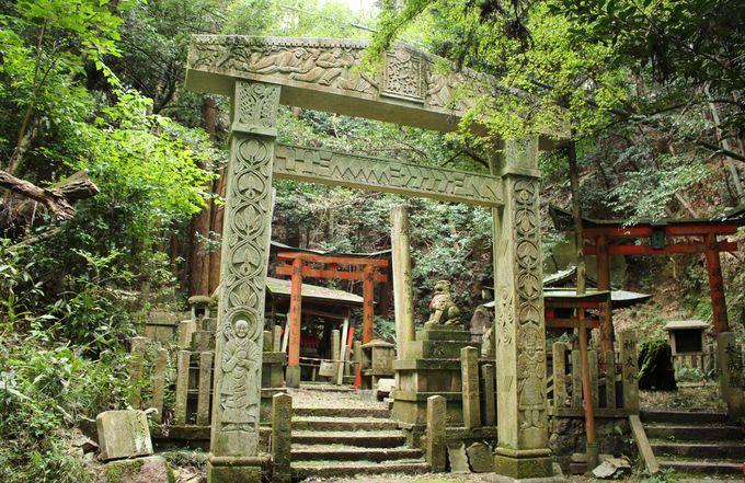 5位.山中に異世界への門。京都「伏見」