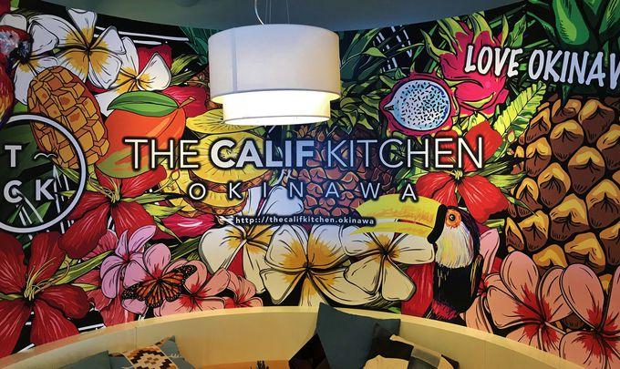 北谷町「THE CALIF KITCHEN OKINAWA(ザ・カリフキッチン沖縄)」