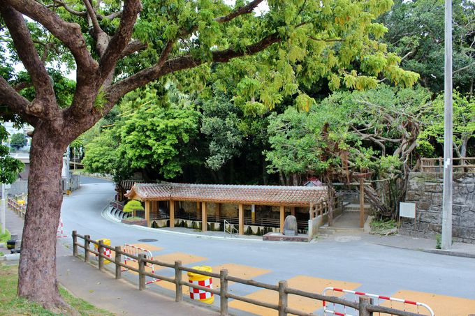 観光客ゼロ!?沖縄の名水「金武大川」