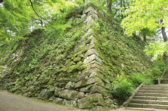 光秀が築城した「亀山城」