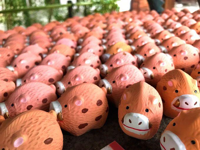 京都・猪のお寺といえば建仁寺塔頭「禅居庵 摩利支尊天堂」