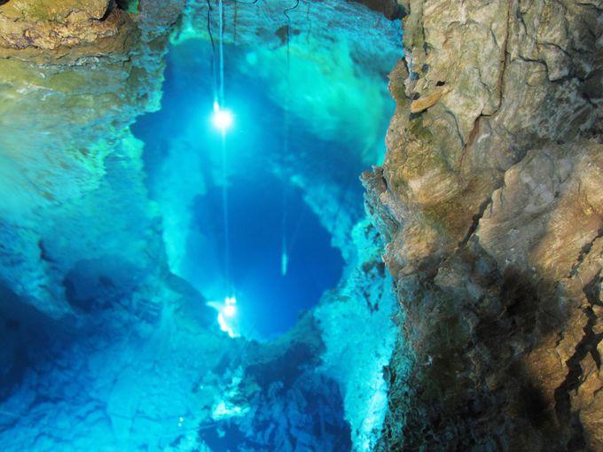 日本三大鍾乳洞「龍泉洞」の見どころ